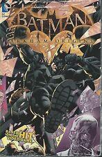 BATMAN ARKHAM ORIGINS HARD COVER HC DC COMICS