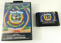 Jeu Sega Mega Drive en boite PAL  Tiny Toon Adventures  Buster's Hidden Treasure