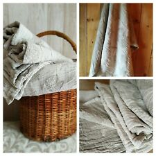 100% Natural Linen Towel Bath Hair Hand Body Towel stonewashed softened FLAX ECO