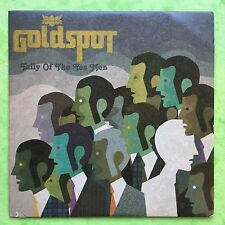 Goldspot - Tally Of The Yes Men - 12 Tracks - Card Sleeve - Promo CD  (CBX342)