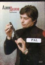 The Alain Delon Collection 4DVD PAL/Zorro/Tony Arzenta/La Prima notte di quiete