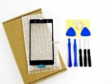 Touch Screen Digitizer Glass Repair For Sony Xperia Z L36H C6603 C6602 + Cloth