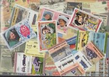 Tuvalu-Vaitupu sellos 25 diferentes sellos