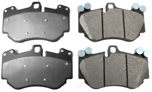 Disc Brake Pad Set-Semi-metallic Pads Front Autopartsource MF1130