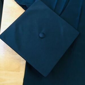 Herf Jones Unisex Adult Graduation Cap + Robe for College or High School Matte