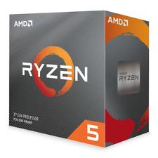 AMD Ryzen™ 5 3600, AM4, Zen 2, 6 Core, 12 Thread, 3.6GHz, 4.2GHz Turbo, 32MB L3