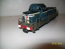 LOCOMOTIVE BB66150 DIESEL SNCF JOUEF  NO BOX  ECHELLE HO FRENCH TRAIN
