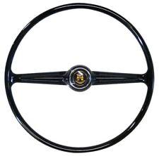 Split Tipo 2 volante, Plana 4 VW Estilo T2 > 67 Negro