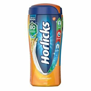 Horlicks Classic Malt 500g Health and Nutrition Drink Secure Packaging