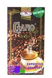 10 Boxes Gano Excel Cafe 3 in 1 Coffee Ganoderma Reishi Halal New FedEx EXPRESS