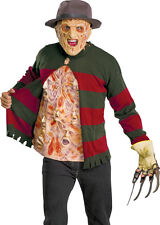 Freddy Krueger Sweater Chest Souls NIghtmare Elm Street Standard Up to 44 Jacket