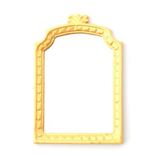 Dolls house miniatures, Ornate Mantle Mirror
