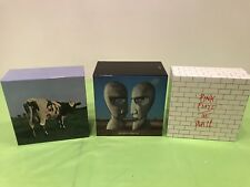 Pink Floyd Roger Waters 20 Japan Mini Lp Cd 3 Disk Union Box