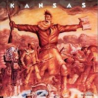 *NEW* CD Album Kansas - Self-Titled Debut (Mini LP Style Card Case)