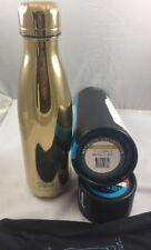 S'well NIB Swell Water Bottle Metallic Yellow Gold 17 oz MSRP $42