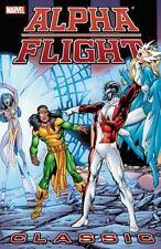 Alpha Flight Classic - Volume 3, Mantlo, Bill, Byrne, John