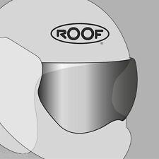 Visera Roof Para Casco Boxer V8 Pantalla Carretera Circuito Moto Scooter Nuevo