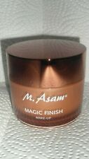 (100ml/74,07?) M.ASAM COLORS OF BEAUTY,  Magic Finish, Make up 30ml NEU!