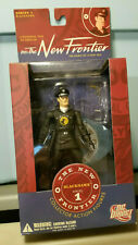 BLACKHAWK Action FIGURE New Frontier DC DIRECT Comic JUSTICE LEAGUE JLU Darwin