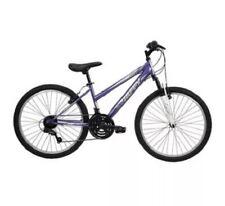 NEW Huffy Women Highland 24 inch Mountain Bike Purple Bicycle HOT