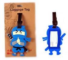 """Luggage ID Tag: Ninja (4""""x3"""")"""