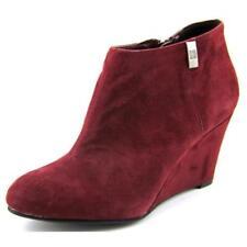 Stivali e stivaletti da donna rossi tacco medio ( 3,9-7 cm ) , Numero 36