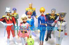 Gundam G Mobile Suit Fighter Pilot / Human Action Figures [MULTI-LISTING / PICK]