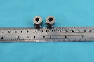 Potentiometer/Control Spindle Locking Nut x 2