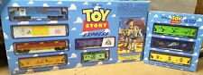 Disney Toy Story Express 1996 HO Scale Electric Train Set ...PLUS Tri-Pac Set