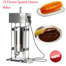 Professional 15L Commercial Auto Electric Spanish Churros Maker Baker Machine