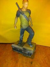 Infamous  2 Cole McGrath Statue SCEA 2011 #738 free shipping