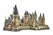 4D Cityscape Harry Potter: Hogwarts Castle 3D Puzzle - 428 Pieces