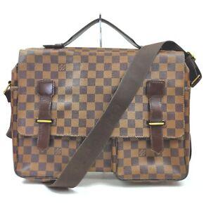 Louis Vuitton Business Bag Broadway N42270 Browns Damier 1411487