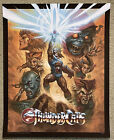 Thundercats Lion-O Mumm-Ra Cartoon Tv Show Art Print Poster Mondo Greg Staples