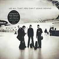 U2 'All That You Can't Leave Behind' CD  *FREE Shipping & FAST Dispatch*