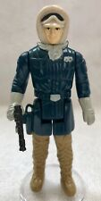 Star Wars Vintage Han Solo Hoth Action Figure (1980) ... Near Mint Condition