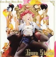 Gwen Stefani  - Love.Angel.Music.Baby. (CD, Nov-2004 (USA VERSION) NEW SEALED
