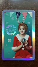 TWICE DAHYUN Official PHOTOCARD Holo Christmas Ed TWICEcoaster LANE1 w/o CASE