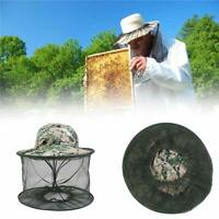 Beekeeping Beekeeper Hat Mosquito Bee Bug Insect Head Net Mesh Face Protection