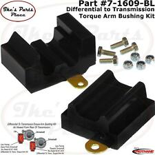 Prothane 7-1609-BL Diff to Trans Torque Arm Bushing Kit for 84-02 Camaro/Z28