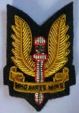 AUSTRALIAN SPECIAL AIR SERVICE REGIMENT OFFICERS BERET BADGE.