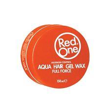 RedOne Gel Aqua Hair Wax Full Force Orange 150ml (100ml/2,13�'�)