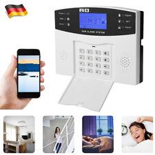 Smart Home Sicherheit GSM Alarmsystem Alarmanlage mit PIR-Sensor Modul Kit - DE