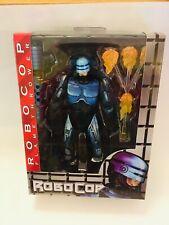 NECA Robocop Vs The Terminator Robocop Flamethrower Game Figure NIB USA seller!