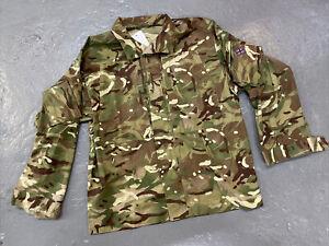New British Issue MTP Multicam Army RAF Warm Weather Combat Jacket 2 Shirt