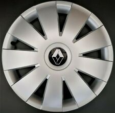 Set of 4x15 inch Wheel Trims to fit Renault Scenic Clio Megane