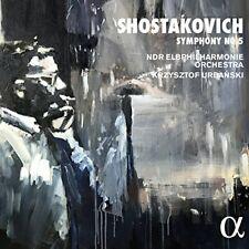 NDR Elbphilharmonie OrchestraKrystof Urbanski - Shostakovich Symphony No 5 [CD]