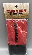 Tippmann Sports Barrel Blocker Paintball Gun Cover #61236 Red /Black Lot of 2