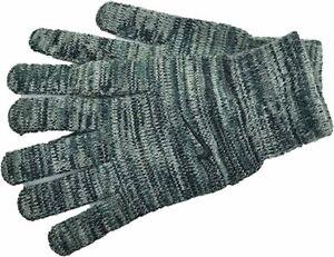 Nike Unisex 2.0 Knitted Tech Gloves Black/Grey L/XL
