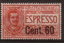 ITALIE Express N°8 60c s 50c rouge N**. P233 P233